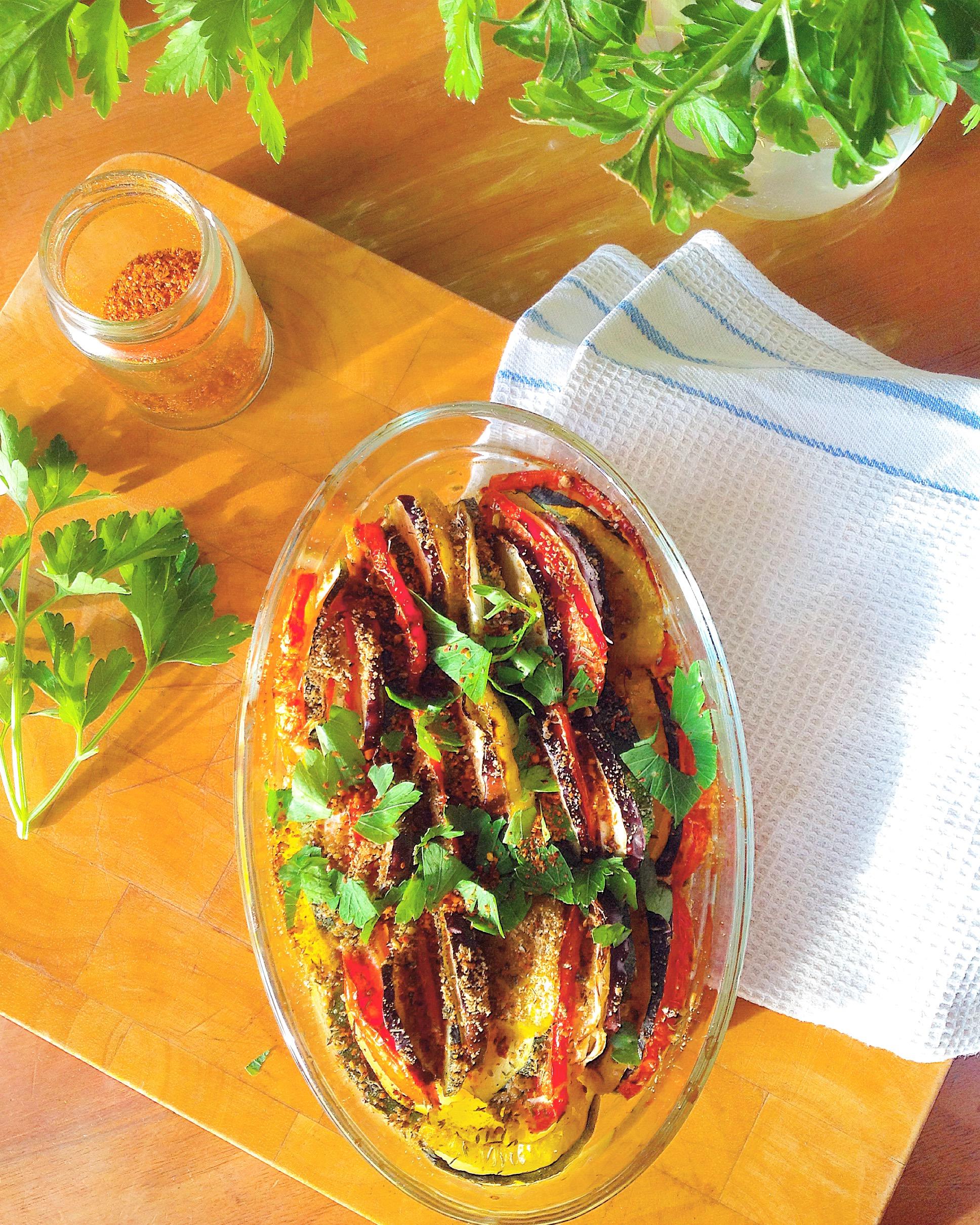 Recette Facile Du Tian Provencal recette du tian des kifs – ♡ les kifs de sandra ♡